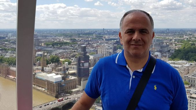 Ο hasan pezok διορίστηκε ως γενικός διευθυντής μεταφορών tcdd