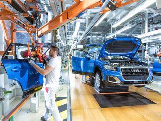 Audi namerava vsako leto za polovico zmanjšati porabo vode v proizvodnji