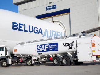 Airbus beluga dodatno zmanjšuje vpliv flote na okolje