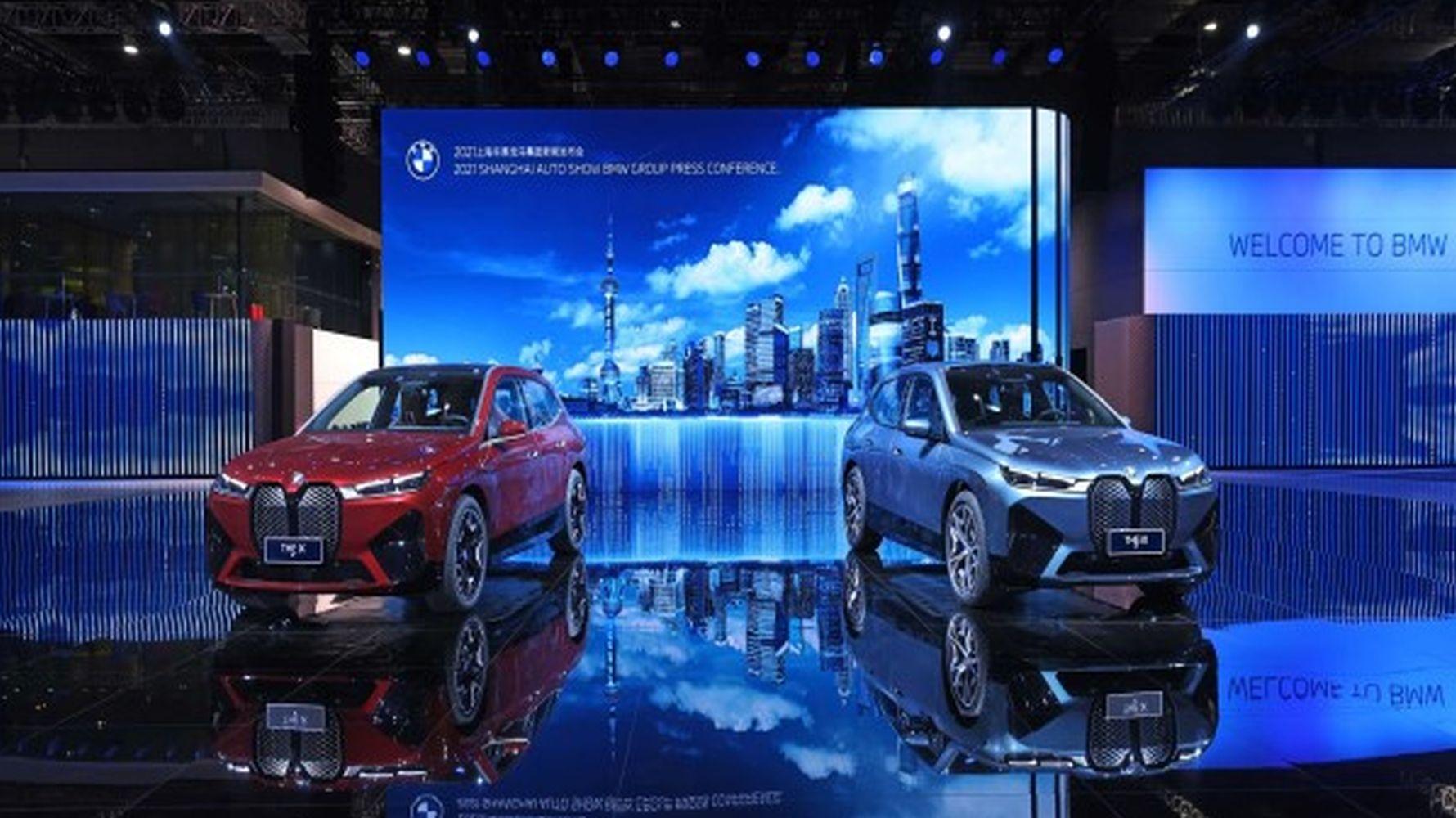 german automotive manufacturers show