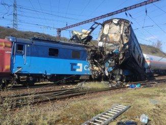 Češki mehanik železniške nesreče je izgubil življenje