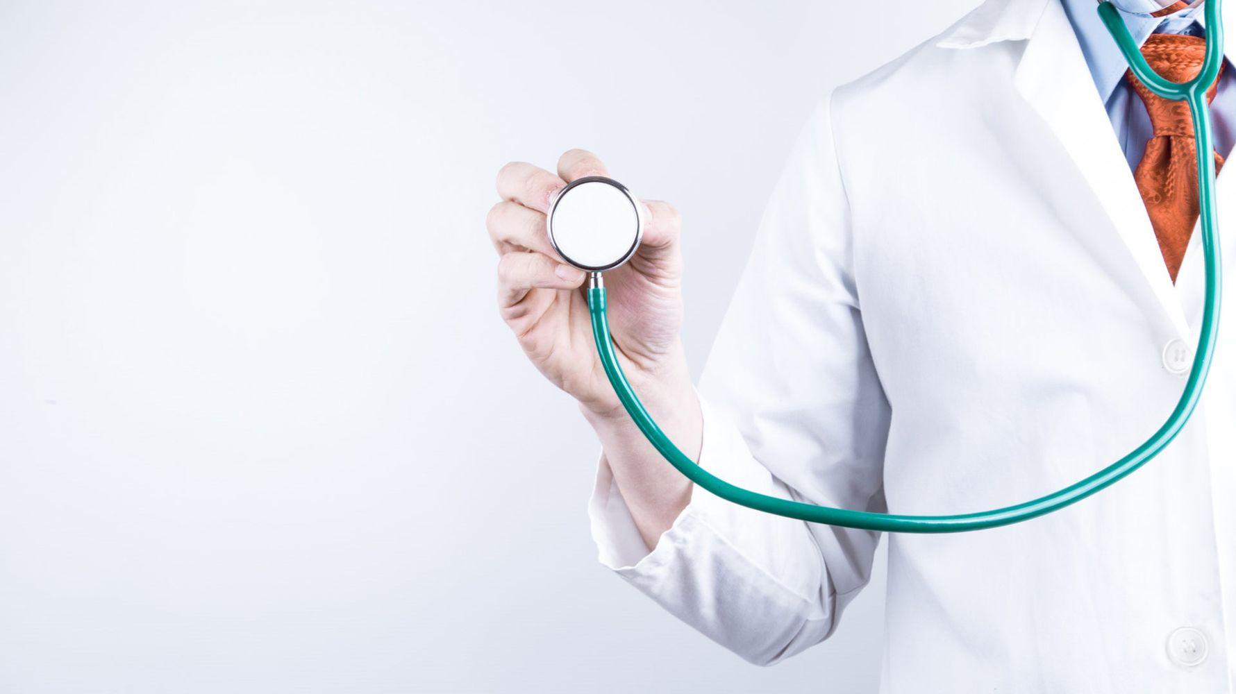 طبيب مكان العمل