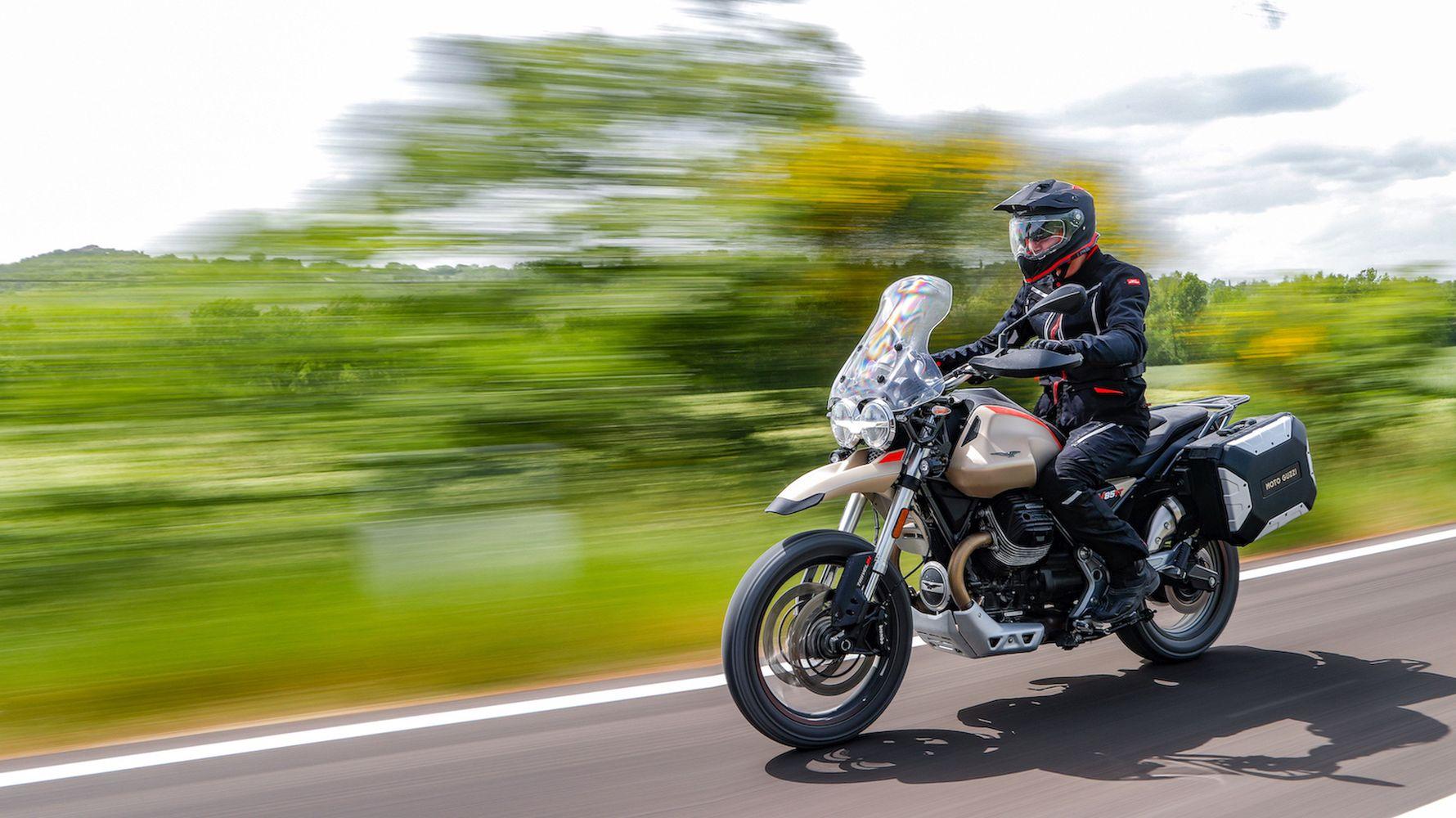 Photo of Moto Guzzi V85 TT Travel in Turkey   RayHaber   RaillyNews
